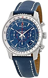 """Breitling Montbrillant 01 Limited Edition """"Only 500 Pieces Worldwide"""" Men's Watch AB0130C5/C894-113X"""