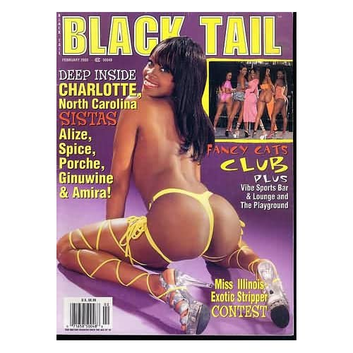 Black tail magazine online