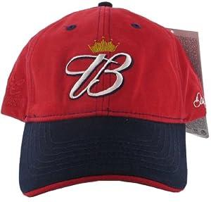 Amazon.com : Budweiser Flex Fit Pit Hat Dale Earnhardt Jr : Sports Fan