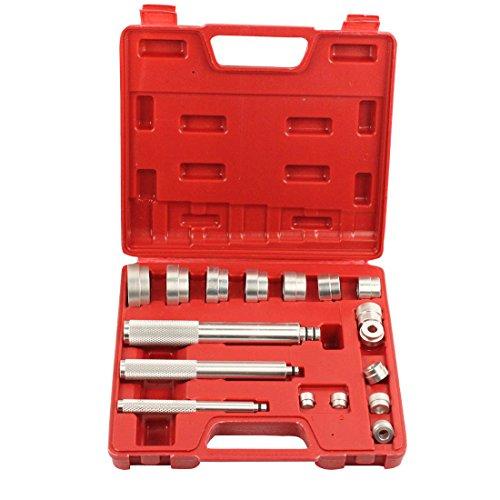 ctool-17-pezzi-in-alluminio-con-driver-cuscinetto-e-guarnizione-con-attrezzo-per-rimozione-set-di-gi