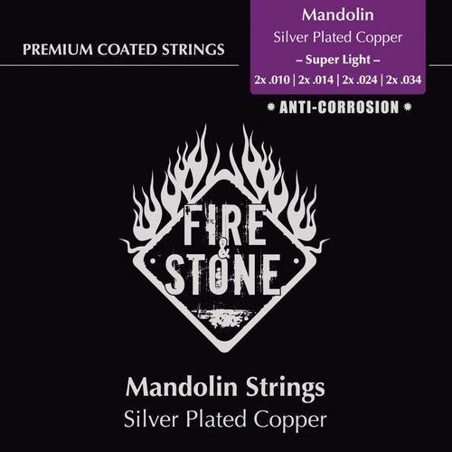 Fire&Stone Saiten für Mandoline