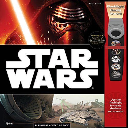 Star Wars(TM) The Force Awakens Flashlight Adventure Book