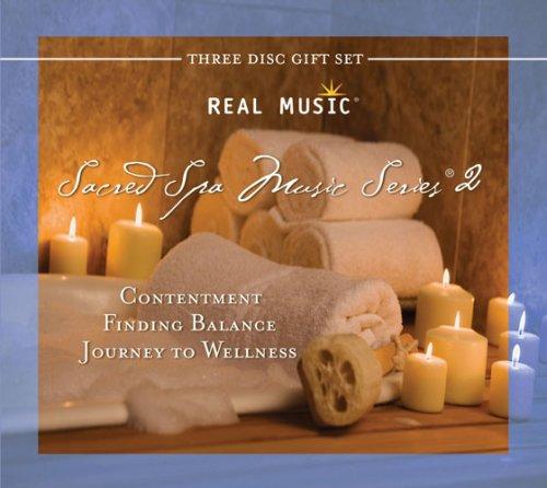 Sacred Spa Music Series 2 Box Set