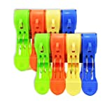 PIXNOR 8pcs Large Sized Bright Color...