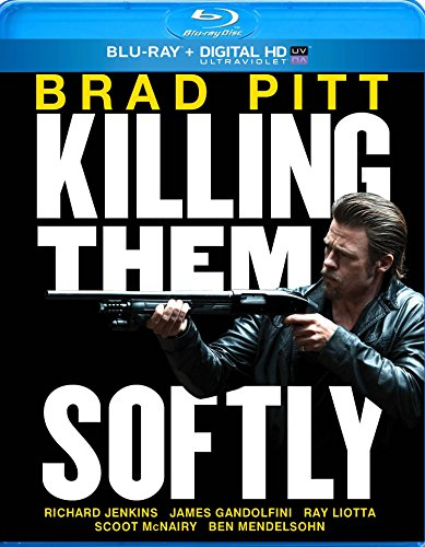 Killing Them Softly [Blu-ray] Cover Art