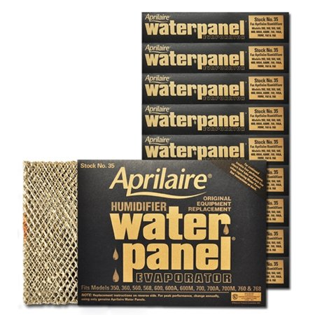 Aprilaire #35 Water Panel Evaporator, 10PK (Aprilaire Water Panel 10 compare prices)