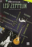 Amazon.co.jpLed Zeppelin Ultimate Easy Guitar Play-Along [DVD] [Import]