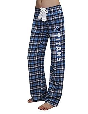 NFL Tennessee Titans WOMENS Pajama Pants (Vintage Look)