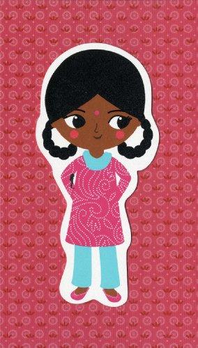 Lalita, la petite Indienne