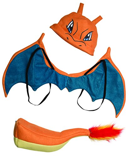 Rubie's Costume Pokemon Charizard Child Costume Kit