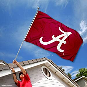 Amazon Com Alabama Crimson Tide Bama University Large