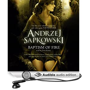 Baptism of Fire: The Witcher, Book 3 (Unabridged)