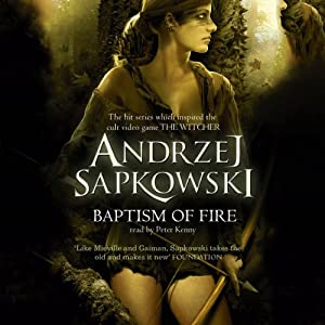 Baptism of Fire | Livre audio