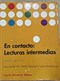 img - for En Contacto: Lecturas Intermedias, 9th Edition (Loyola University) book / textbook / text book