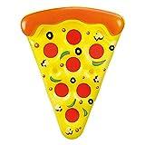 Luftmatratze Pizza Scheibe XXL