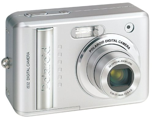 Polaroid i532 5MP Digital Camera with 2.4 inch LCD