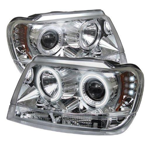 Jeep Grand Cherokee Led Headlights
