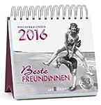Beste Freundinnen 2016: Postkartenkal...
