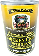 Trader Joe39s Chicken Chili with Beans Pack of 6