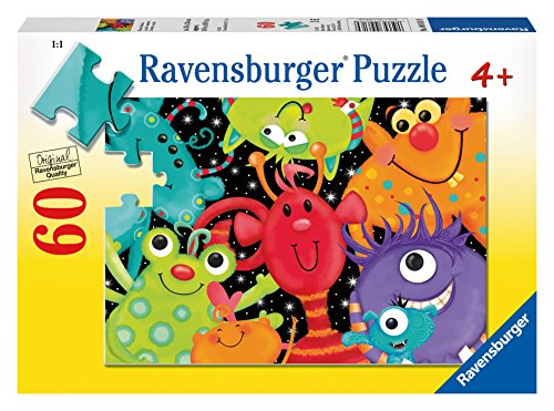 Ravensburger Monster Buddies Puzzle (60 Piece)