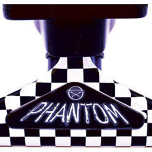 Phantom II Skateboard Truck Set (Checkered Black/White,7.5 -Inch) (Phantom Skateboard Trucks compare prices)