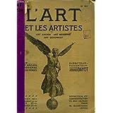 L'art et les artistes. art ancien, moderne et décoratif. n°107 : les animaux dans l'oeuvre d'eugène delacroix,...