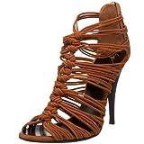 Thakoon Women's WE0002 High Heel Sandal,Nabuk Egizio,38 EU (US Women's 8 M)