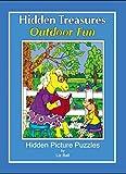 Outdoor Fun - Hidden Treasures: Hidden Picture Puzzles