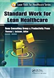 Standard Work for Lean Healthcare