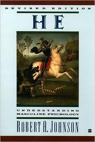He (Perennial Library) written by Robert A. Johnson