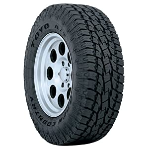 Toyo Open Country A/T II Radial Tire - 265/70R17 113S