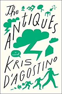Book Cover: The Antiques: A Novel