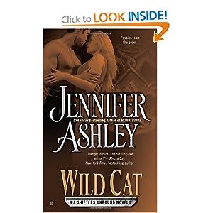 Wild Cat (Shifters Unbound 3) - Jennifer Ashley