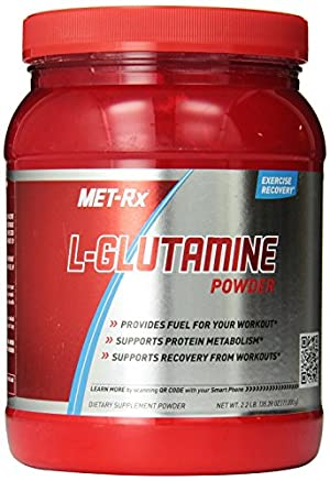 MET-Rx L-Glutamine Powder, 1,000 gram