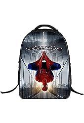 Bingirl Spider-man School Bag Rucksack