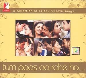 Tum Paas Aa Rahe Ho - (CD/Hindi Music/Bollywood Film Soundtracks/Indian Music/Compilation)