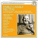 Oeuvres pour violoncelle ( R�cital Pablo Casals )