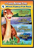 Land Before Time II-V 4-Movie Family Fun Pack [Import]