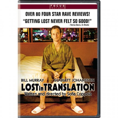 Cover art for  Lost in Translation