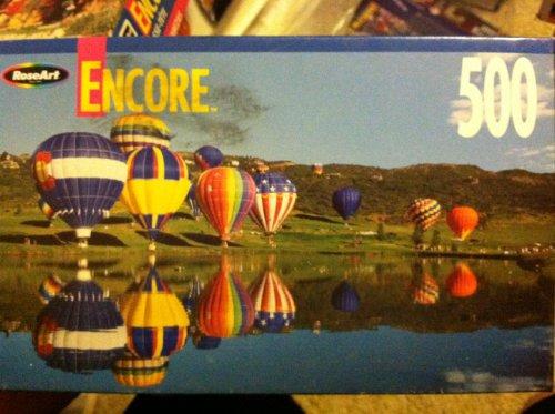 Encore 500 Piece Puzzle - Lake Snowmass, Colorado