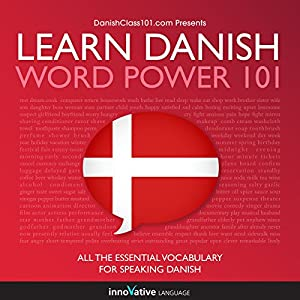 Learn Danish - Word Power 101 | [Innovative Language Learning]