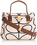Orla Kiely Linear Stem Handbag Shoulder Bag