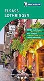 Elsass Lothringen: Michelin Der Grüne Reiseführer (Grüne RF Lizenzen)