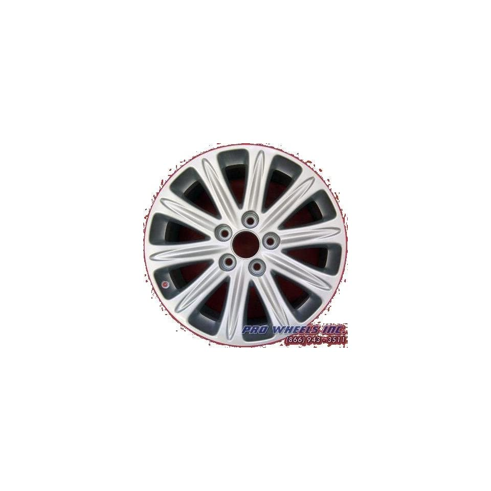 Honda Odyssey 18 Silver Factory Original Wheel Rim 63887