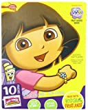 Fruit Shapes Nickelodeon, Dora, 8 Ounce (Pack of 5)