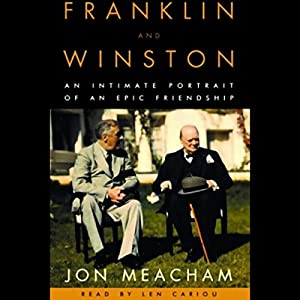 Franklin and Winston Audiobook