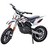 Rocket DB500 Electric Dirt Bike 36v Motorbike Ride on Lithium Batteries - 4 Colours