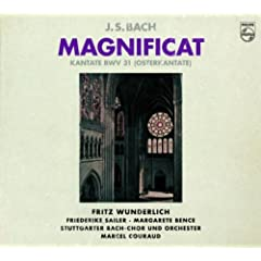 "Magnificat in D Major, BWV 243 - Aria: ""Deposuit potentes"""