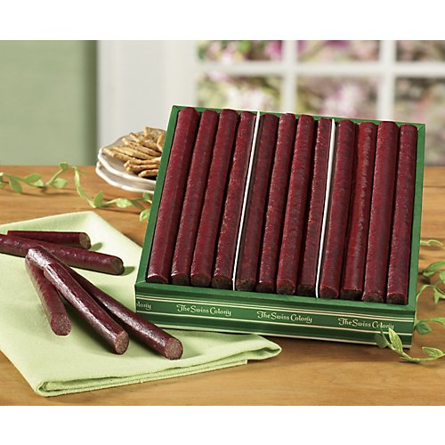 The Swiss Colony Wild Game Meat Sticks