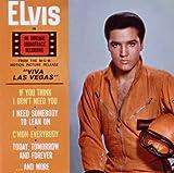 echange, troc Elvis Presley - Viva Las Vegas